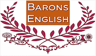 Company Logo for Barons English