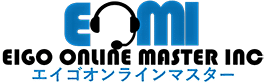 School Logo for Eigo Online Master