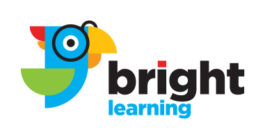 School Logo for Bright Learning