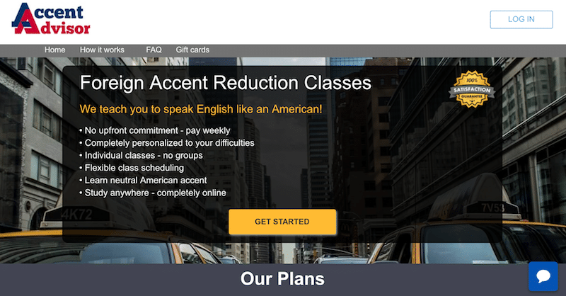 Accent Advisor Review