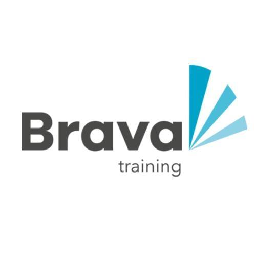 School Logo for Brava Training