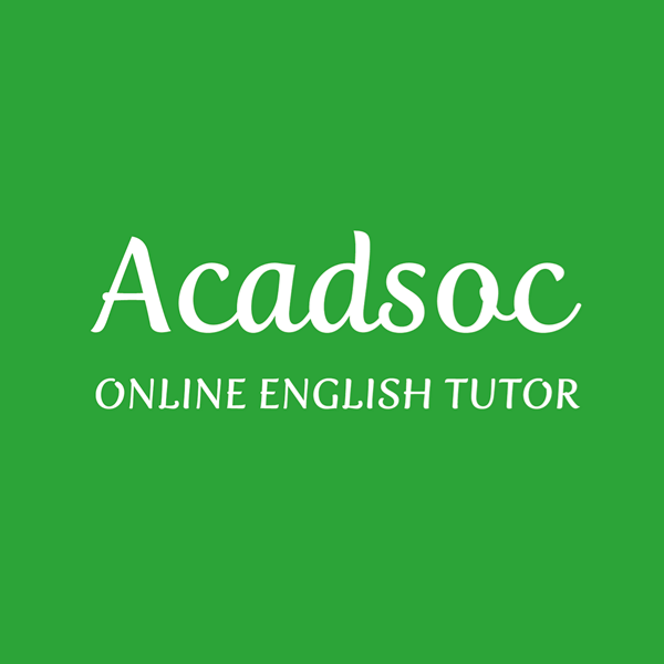 School Logo for Acadsoc