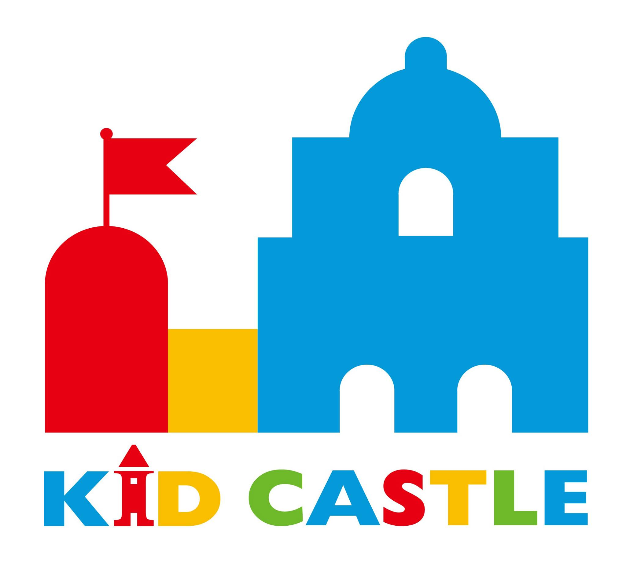 School Logo for Kid Castle