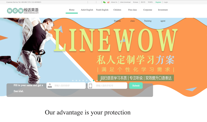 Linewow Review