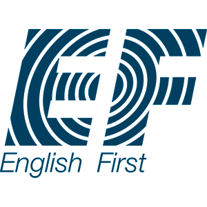 School Logo for English First