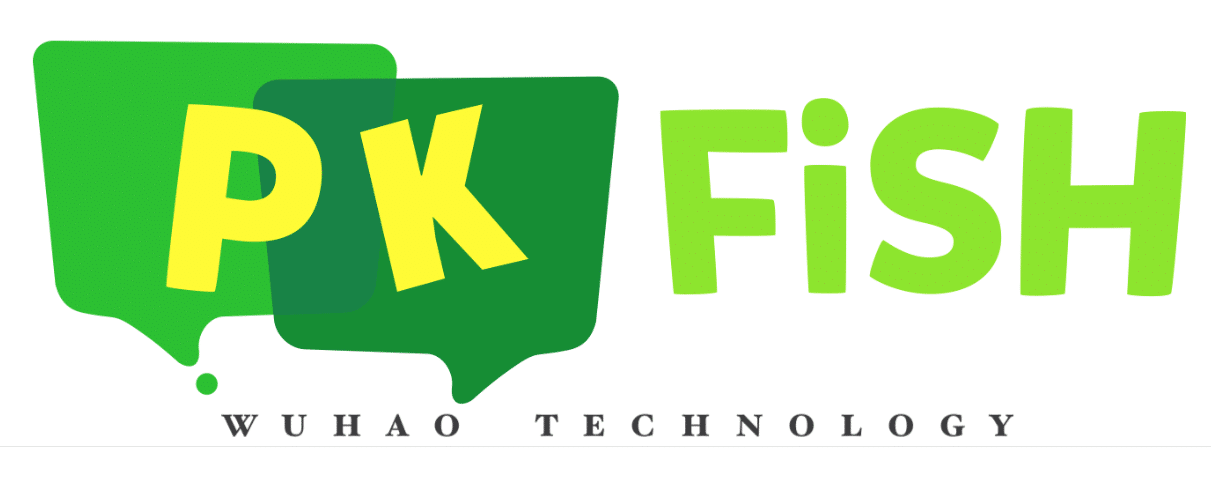 School Logo for PK Fish