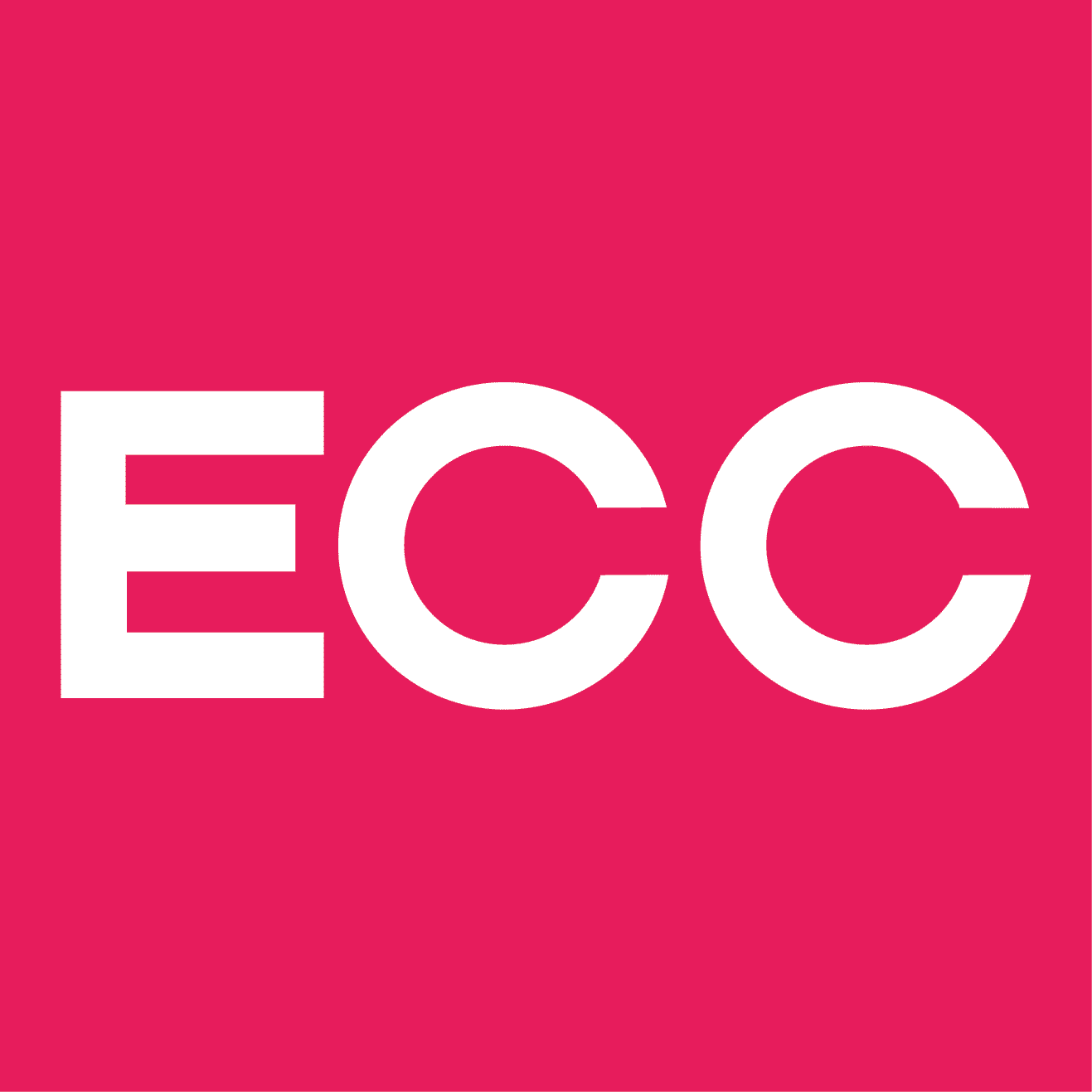 School Logo for ECC