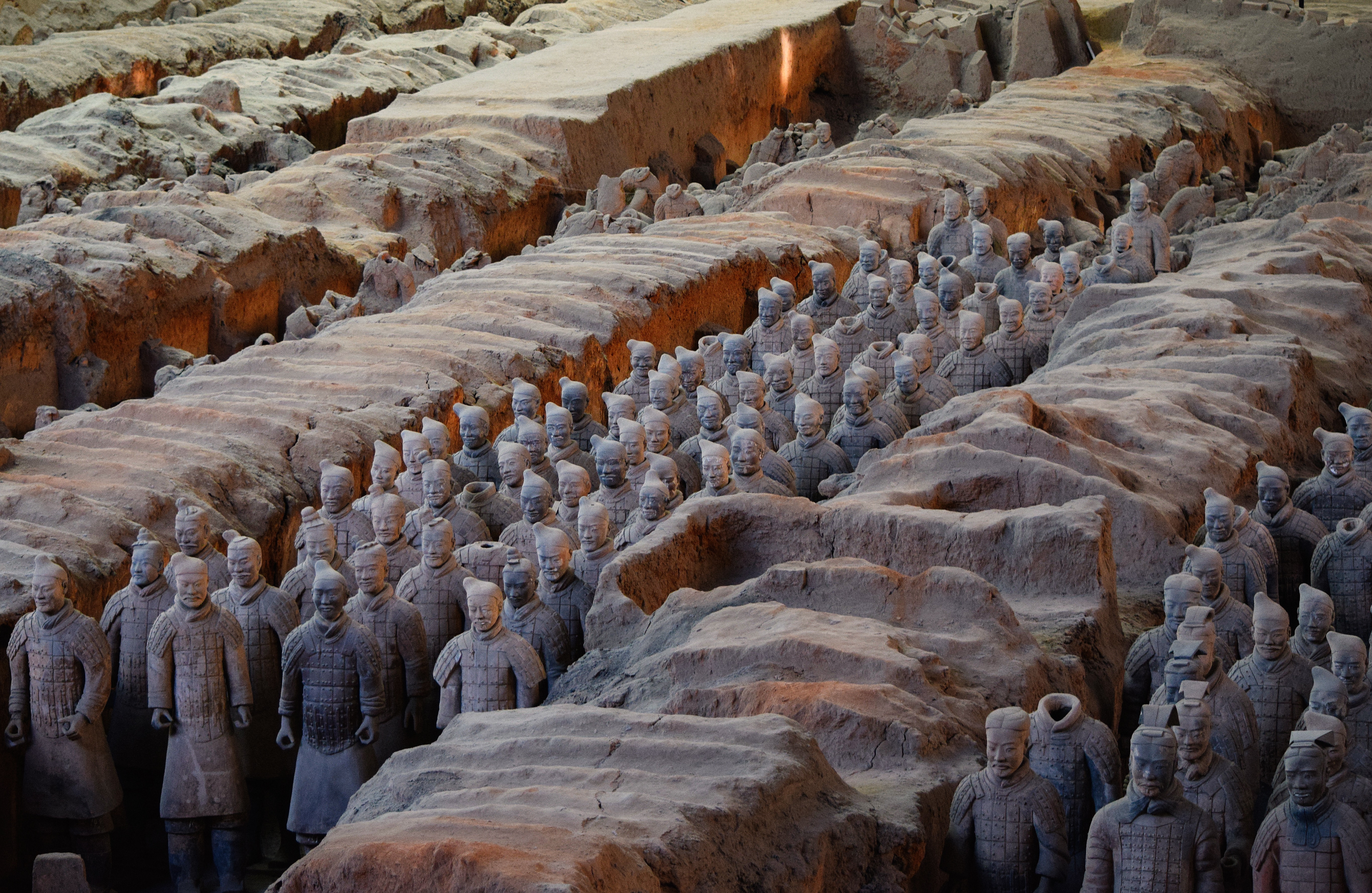 terra cotta warrior - The Best 10 Cities to Work in China