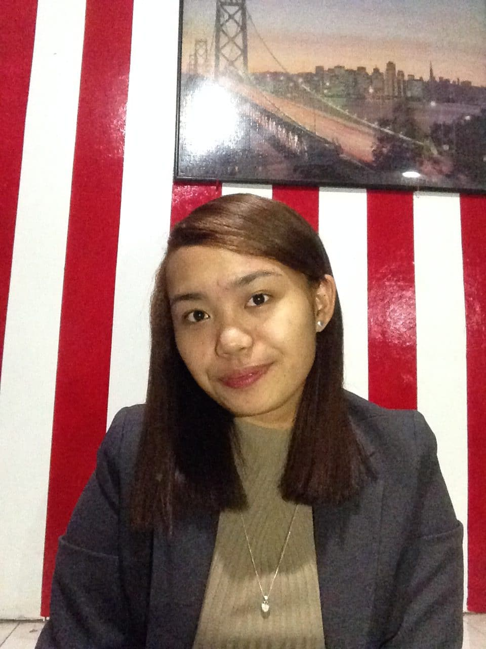 Applicant profile picture for Cyril Kate Gascon