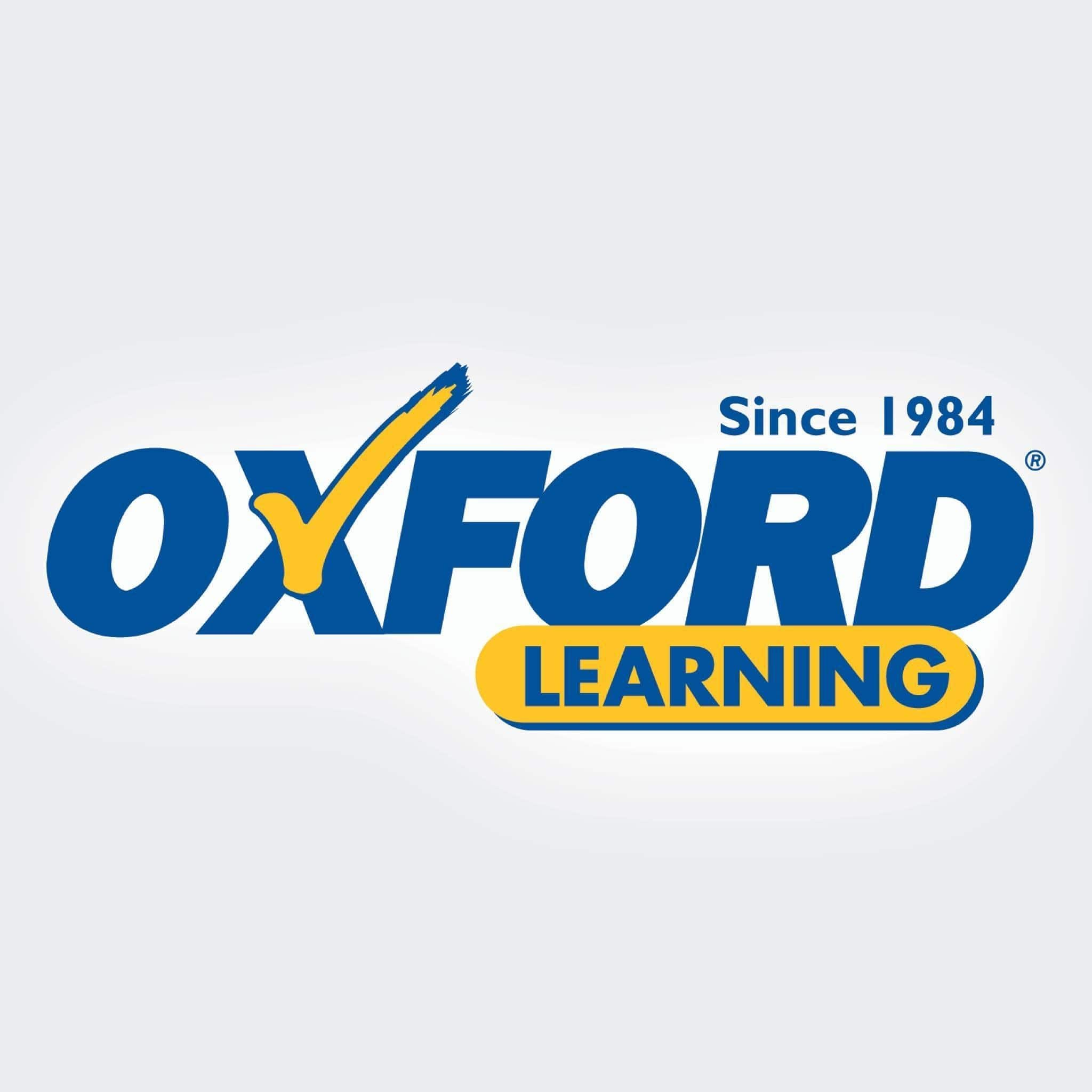 School Logo for Oxford Learning